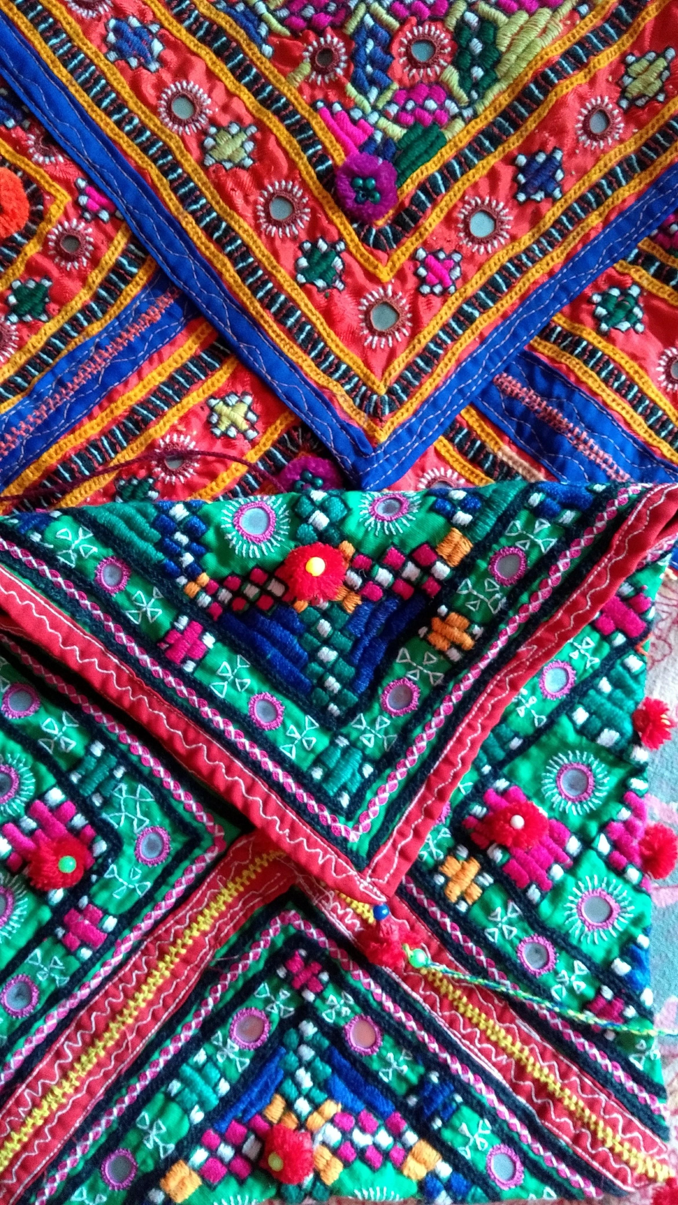 Small Indian Envelope Bag