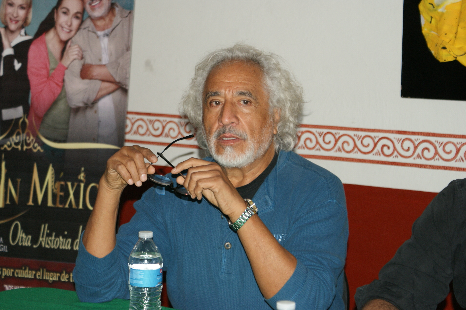EL ACTOR RAFAEL INCLAN