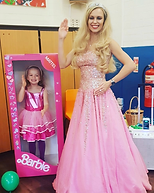 Barbie with Barbie Box.png