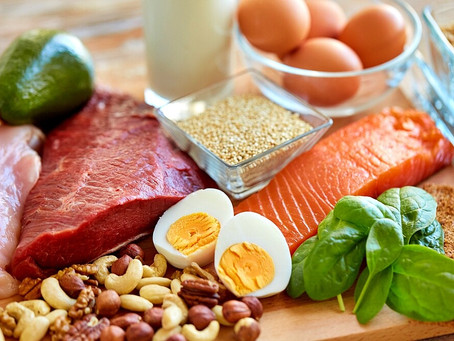 PROTEIN – What is it, why do I need it and how do I get it?