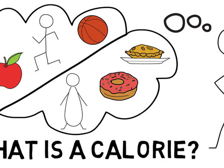 CALORIES - What are they and do they even matter?