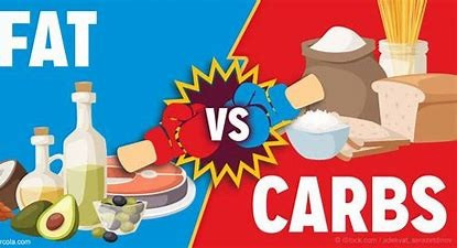Fats and carbs - surely one must be better than the other?