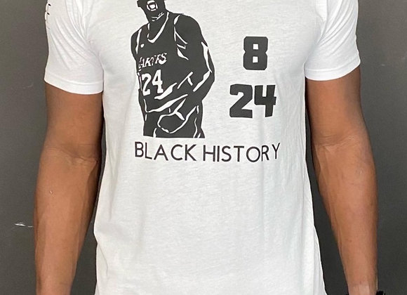 Black History Merch - Inspired by KOBE BRYANT (created by YBF Youth)