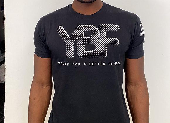 YBF Logo Black History Merch -  (Created by Youth at YBF)