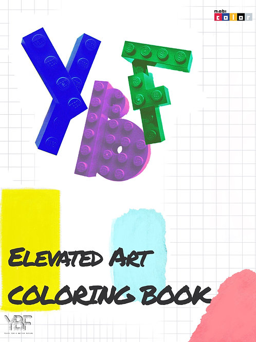 "ACCEPTING PRE-ORDERS: ""ELEVATED ART"" (Created by MOBICOLOR & YBF Youth)"