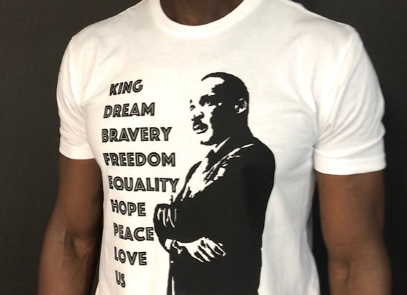 Black History Merch- Inspired by Martin Luther King Jr (Created by Youth at YBF)