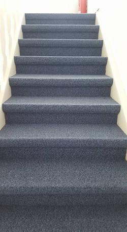 Treppenbelag - Teppichboden