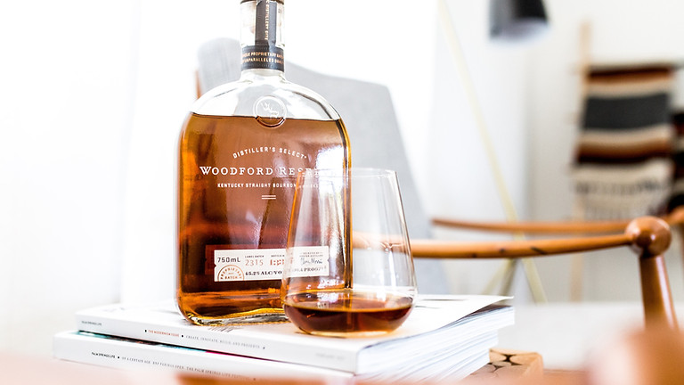 Bourbon Tasting, Presented by the Women's Auxiliary