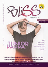 Bliss Magazine Junior Pappa