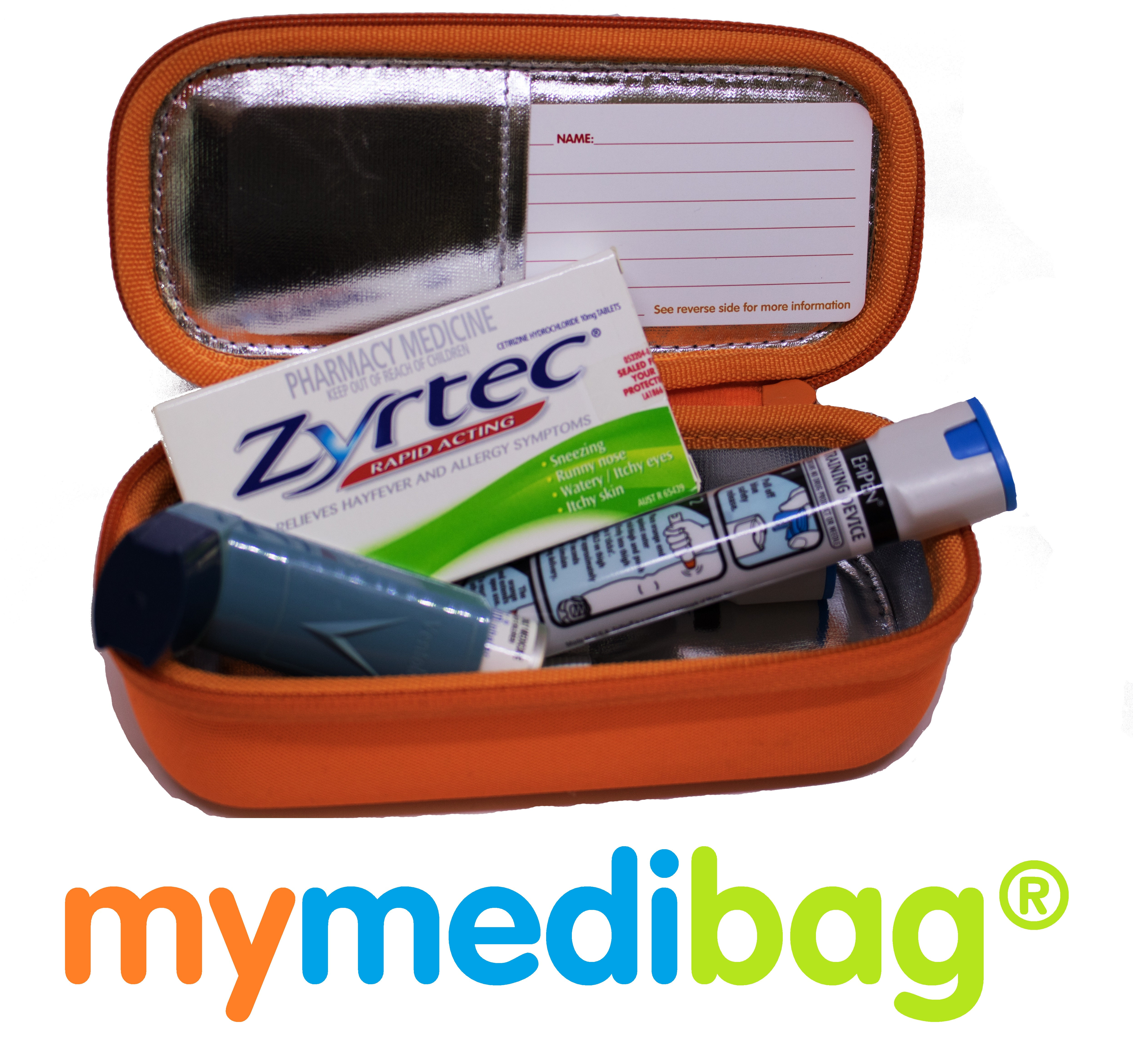 Mymedibag Standard with Medicine