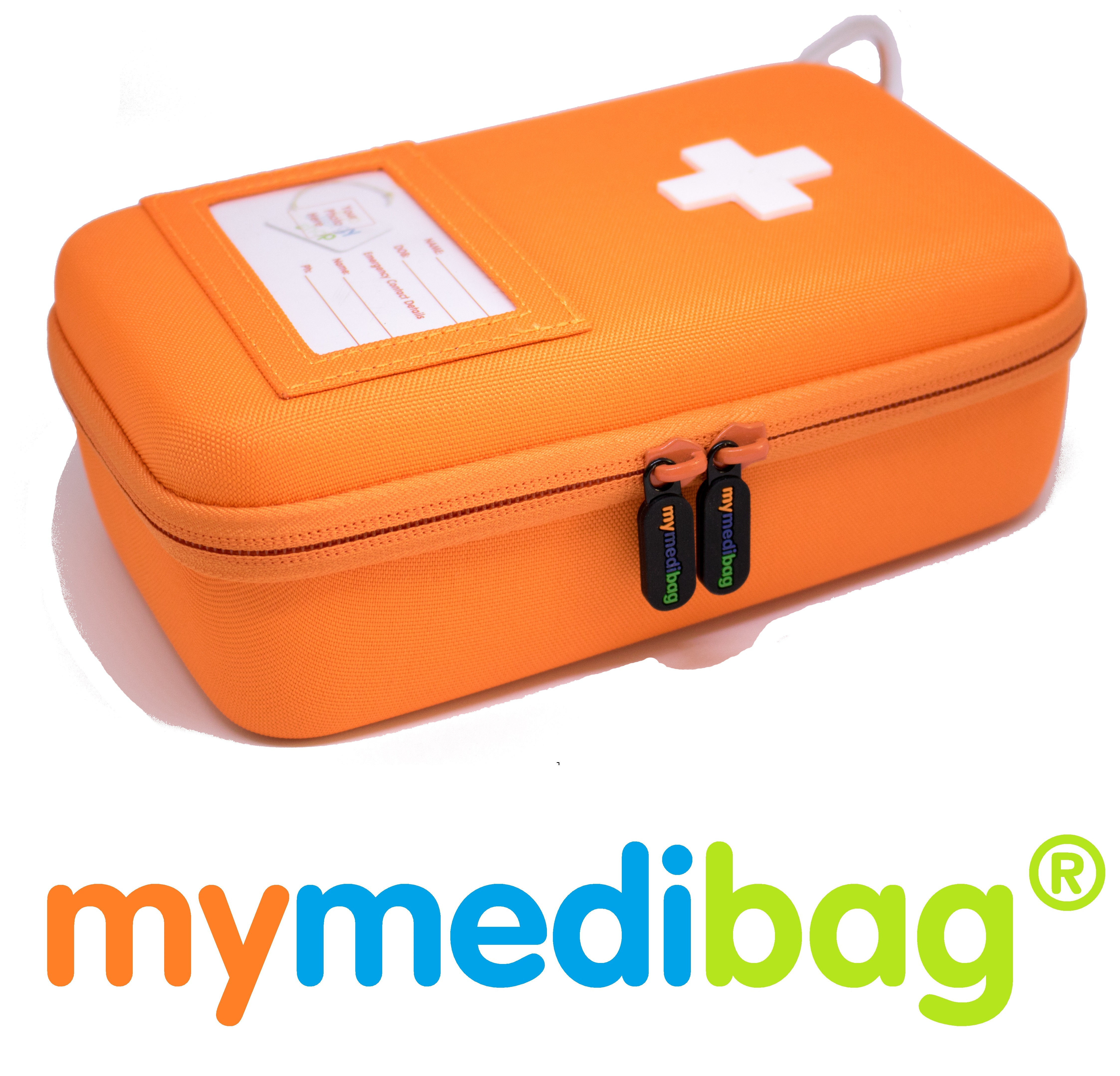 Mymedibag Large with Zippers