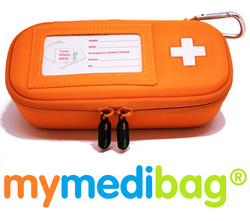 Mymedibag Standard with Zippers