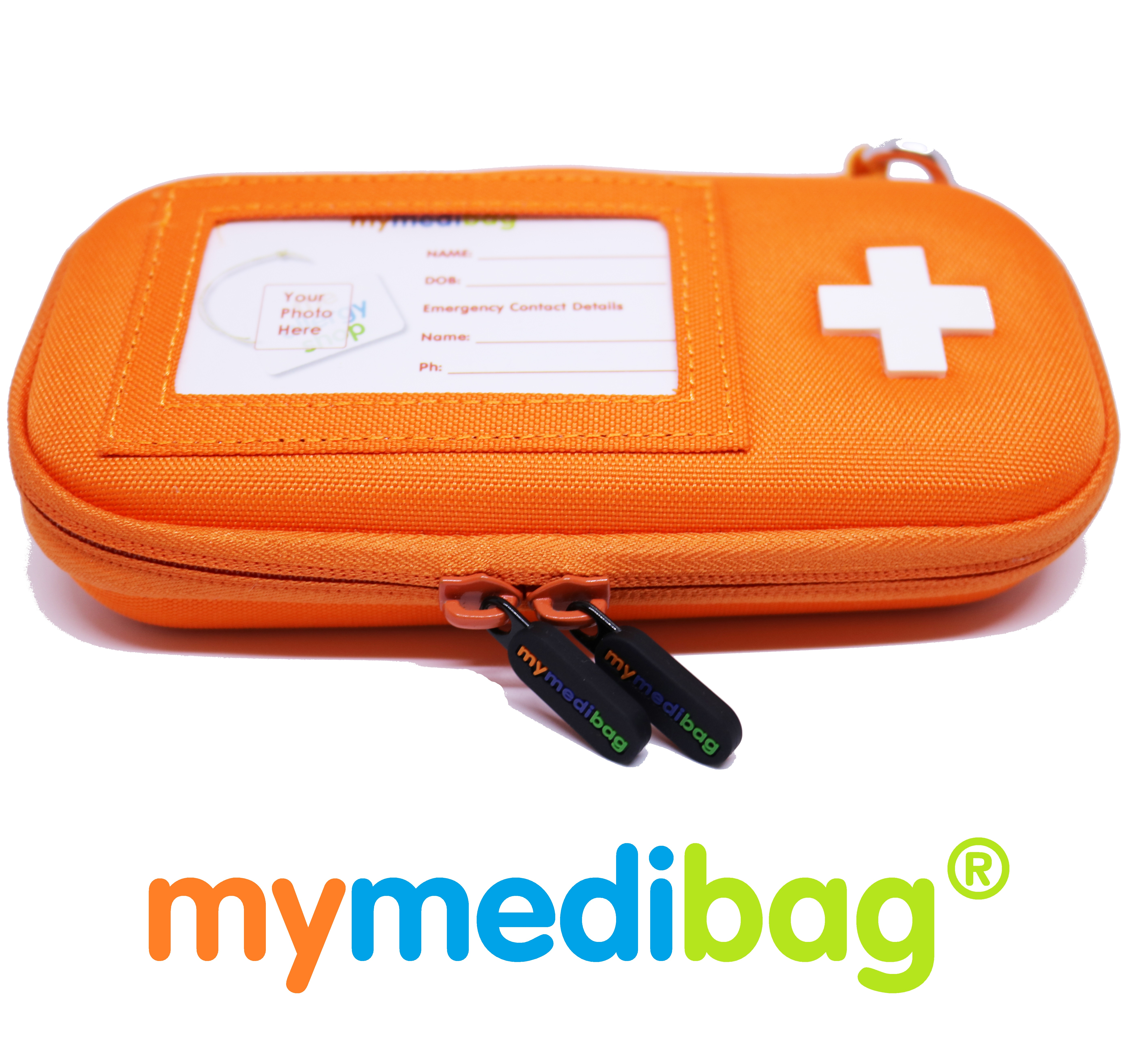 Mymedibag Double Epipen with Zippers