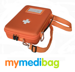 Mymedibag A5 with Zippers
