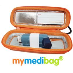 mymedibag single with ventolin