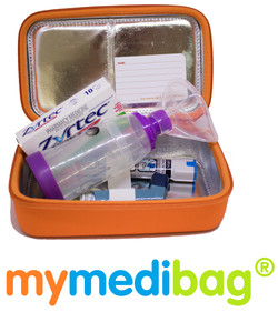 Mymedibag Large with Medicine