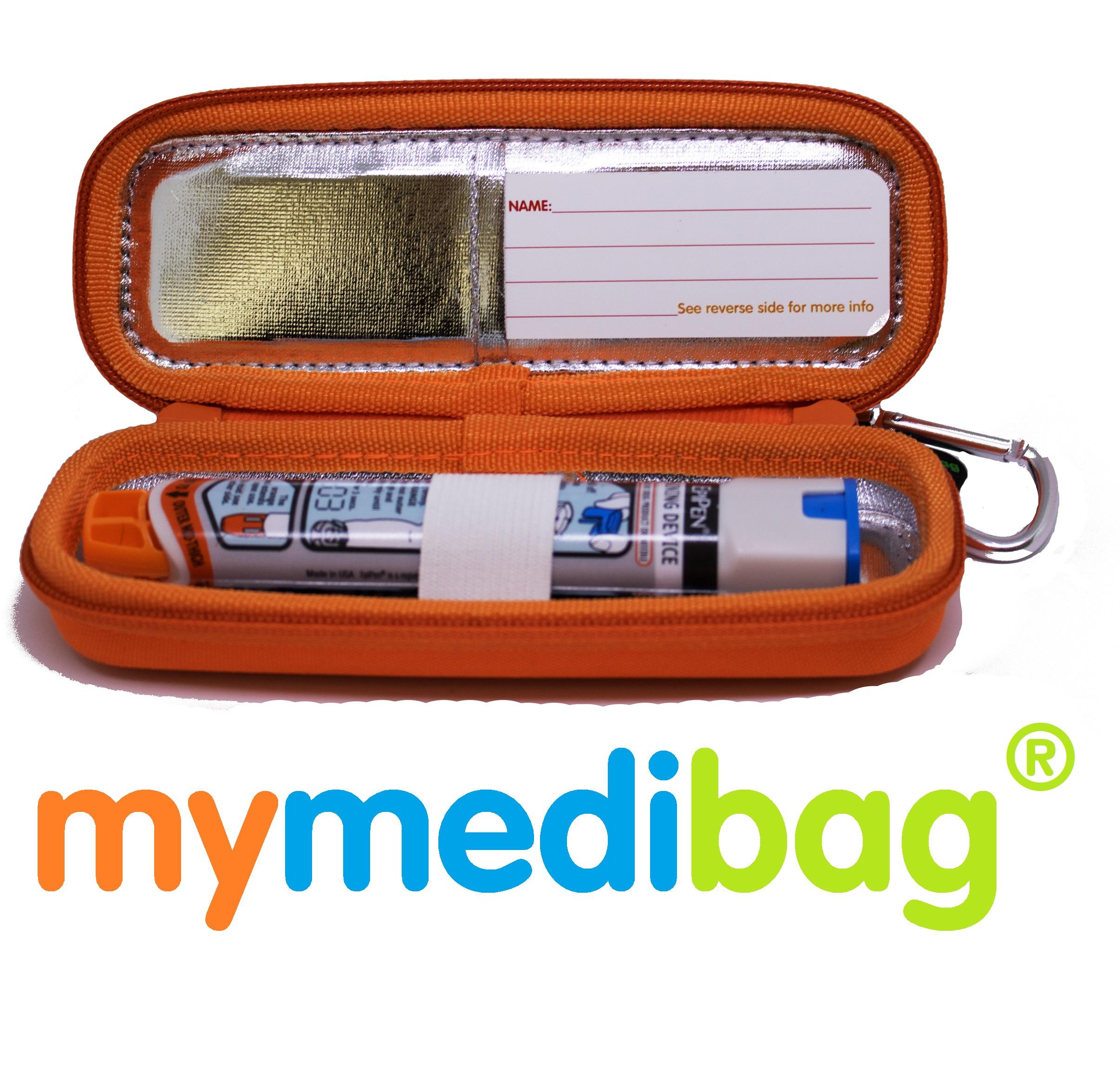 Mymedibag Single Epipen with Epipen