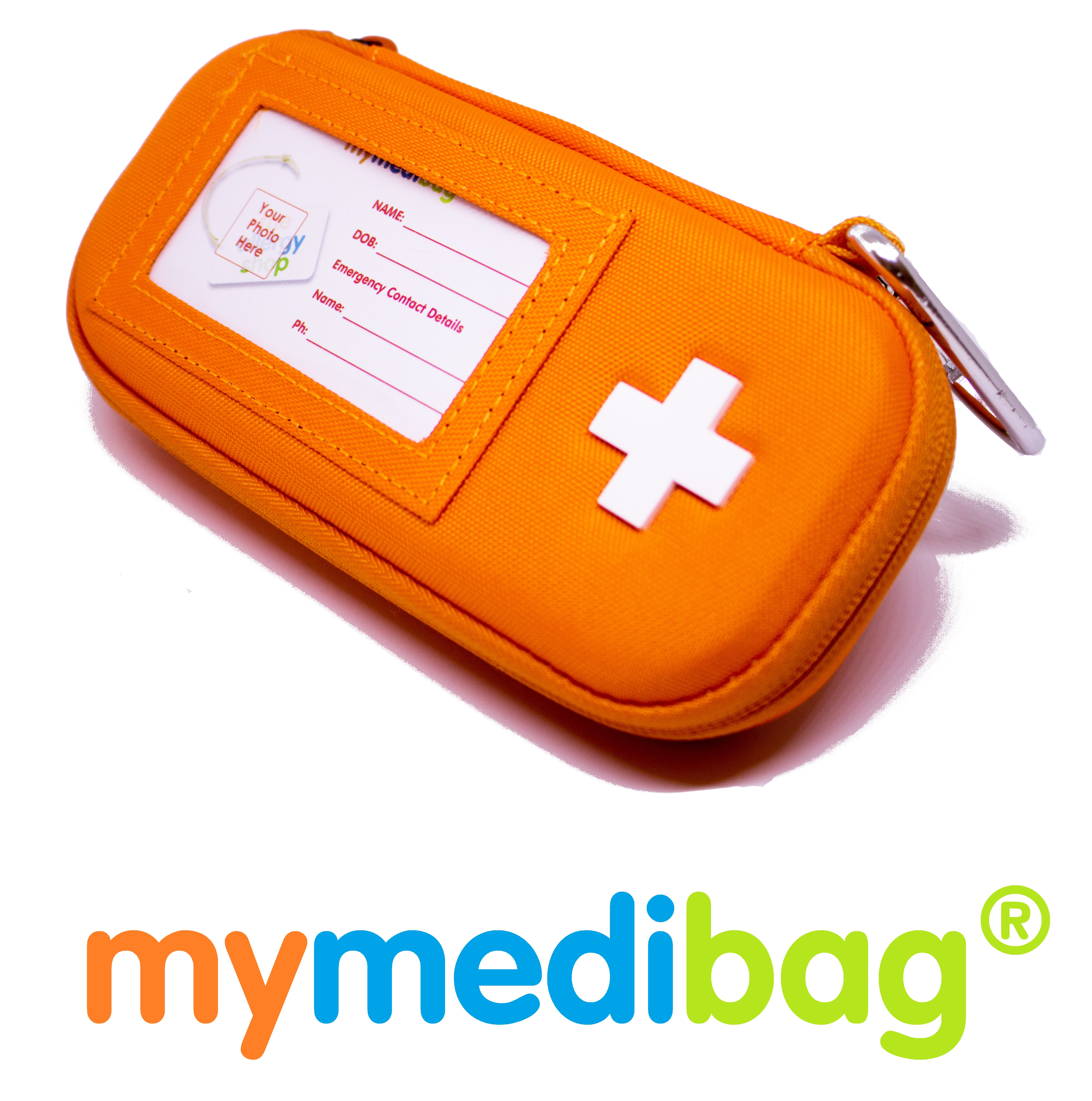 Mymedibag Double Epipen Front