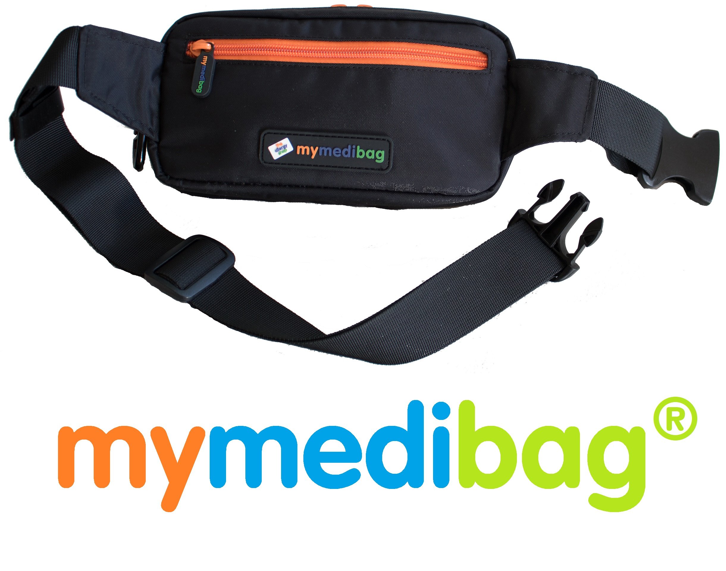 Mymedibag Waist Back