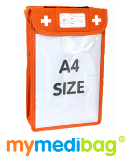 Mymedibag A4 Front