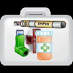 epipen | asthma inhaler | essential medicine