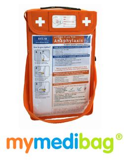 Mymedibag A4 Epipen Action Plan