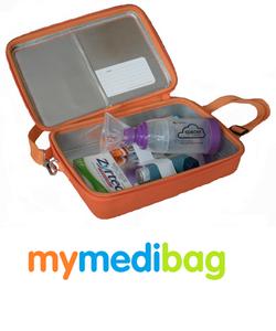 Mymedibag A5 with Medicine