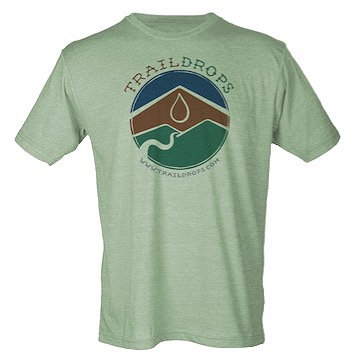 TrailDrops t-shirt WHOLESALE