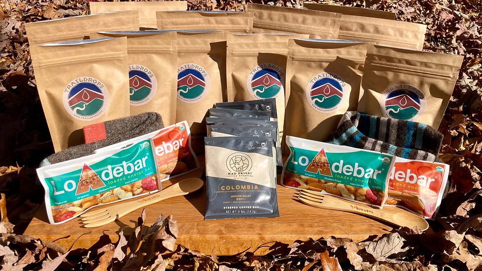 Deluxe Hiker Gift Pack, all Chattanooga products
