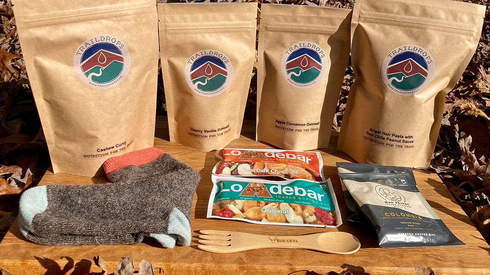 Hiker Gift Pack, all Chattanooga products