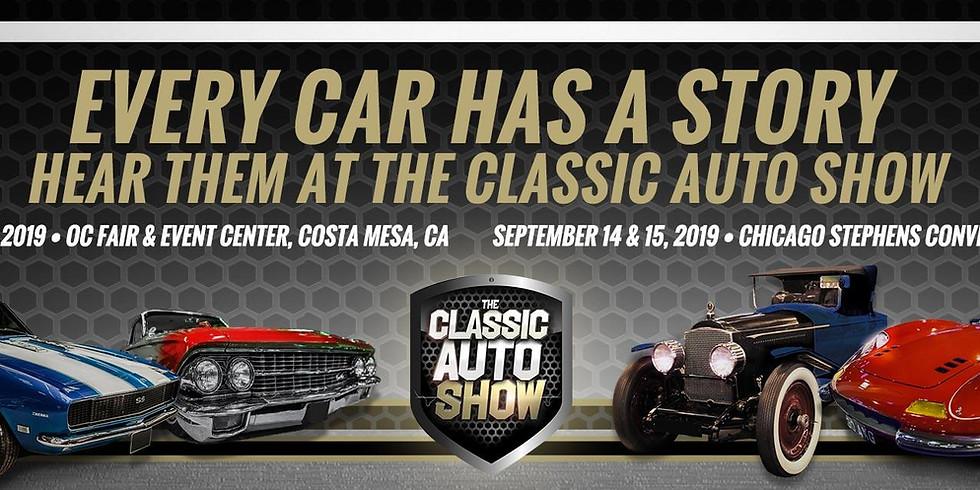 The Classic Auto Show