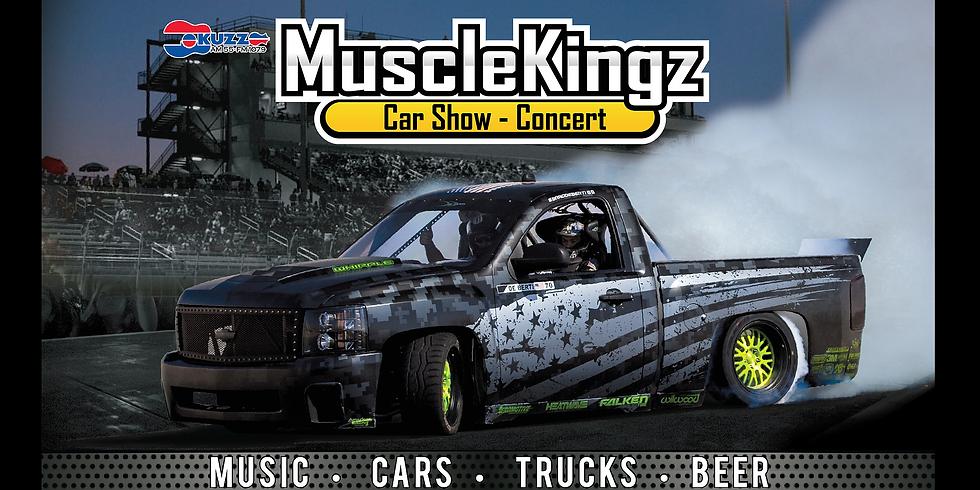 MuscleKingz Car Show & Concert