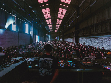 The current underground French techno scene