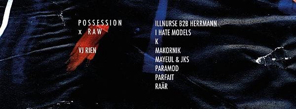 07.09.19 - Possession x RAW
