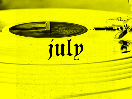 The July releases