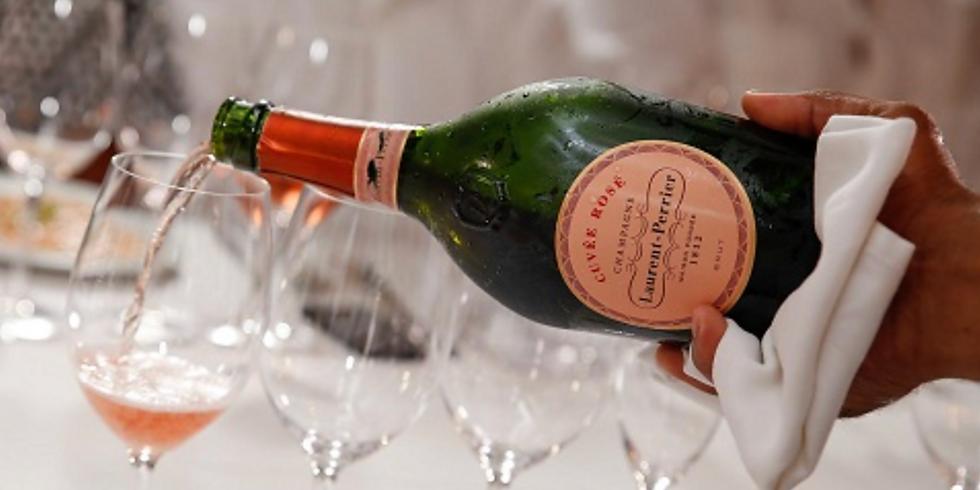Cata de Champagne Laurent Perrier