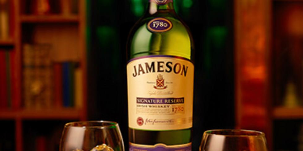 Cata Irish Whiskey Jameson