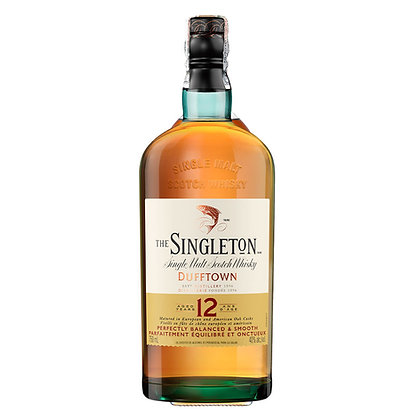 Whisky Singleton 12 Años