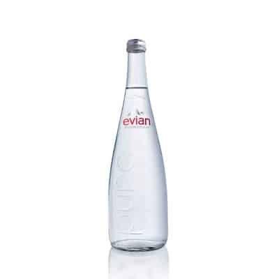 Agua Evian 750ml