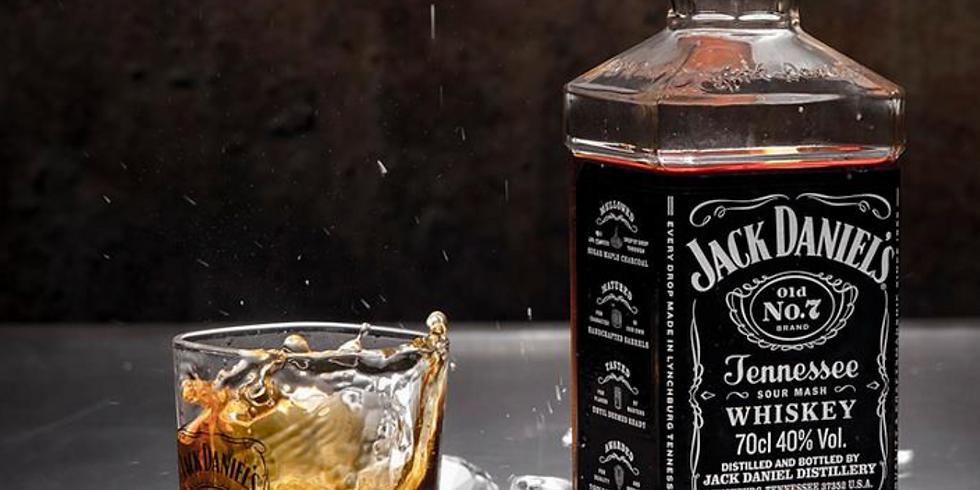 Cata de Whiskey Jack Daniels
