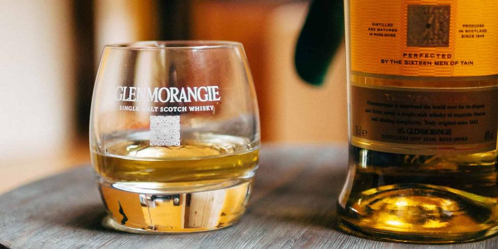 Cata de Whisky Glenmorangie