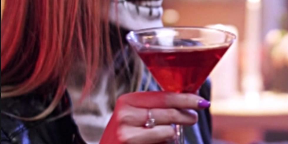 Taller de Coctelería con Whisky Dewars Halloween Mood