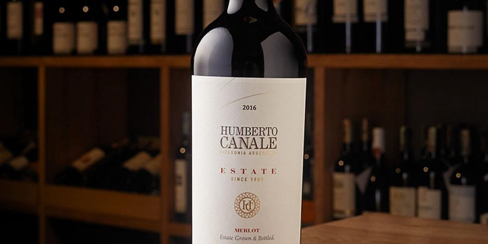 Cata de Vinos Argentinos
