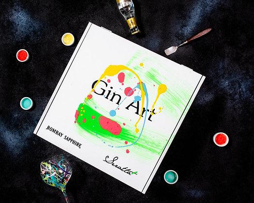 Caja Gin Art
