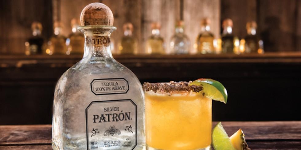 Taller de Coctelería Tequila Patrón