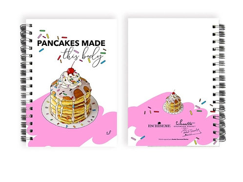 Agenda Pancakes Made