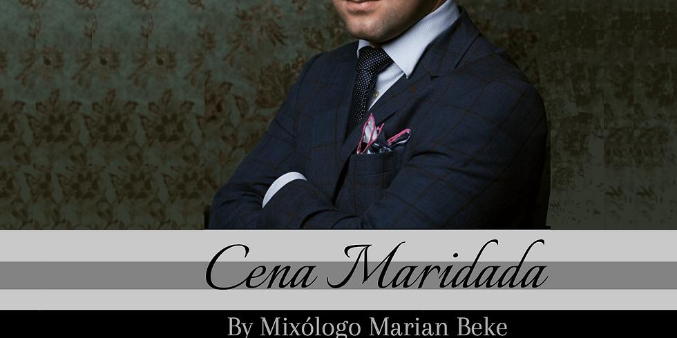 Cena Maridada by Mixólogo Marian Beke