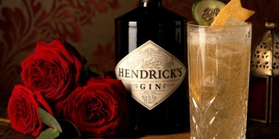 Cata de Hendrick's