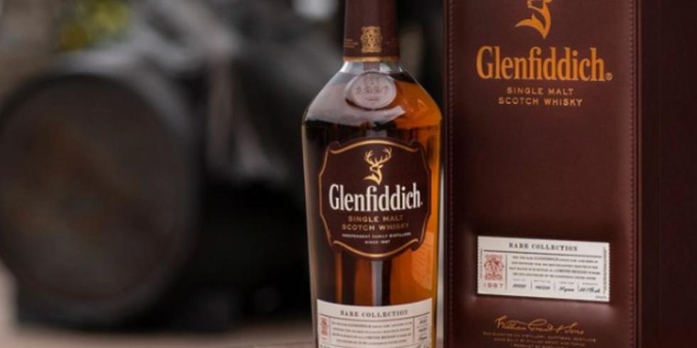 Cata de Whisky Glenfiddich