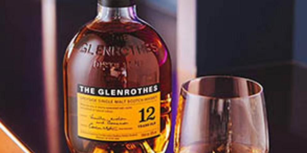 Cata de Whisky Glenrothes